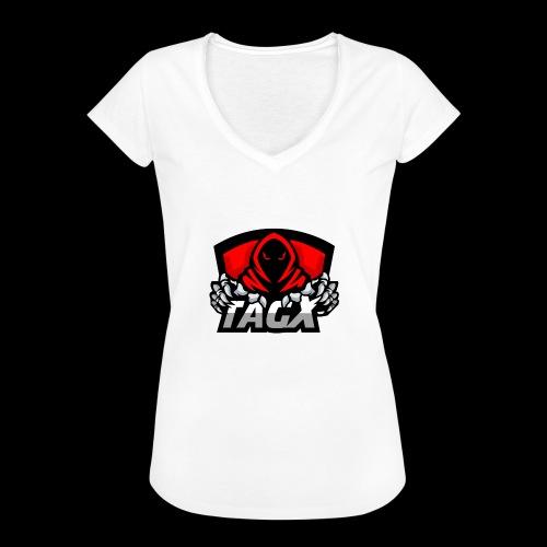 TagX Logo - Naisten vintage t-paita
