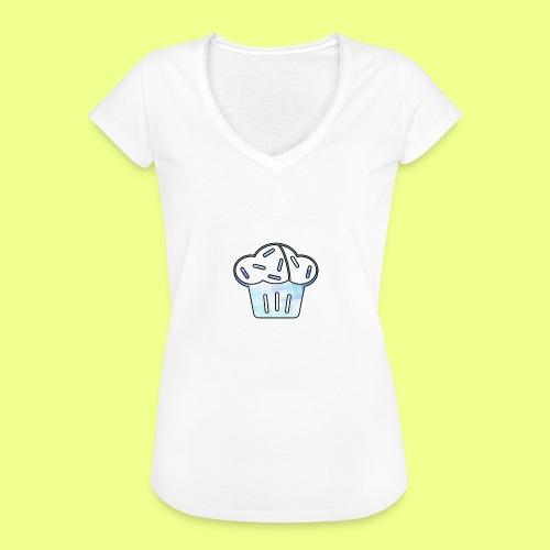 Pastel - Camiseta vintage mujer