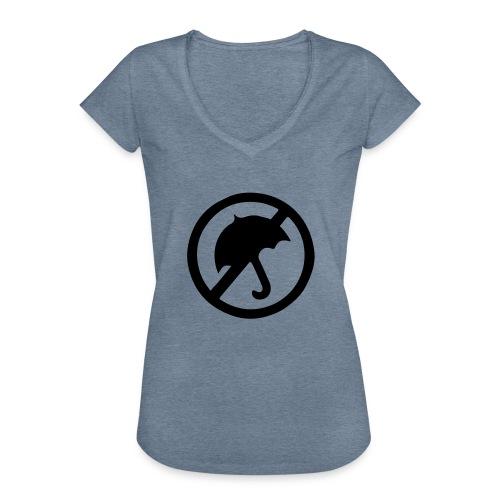 rainmakerlogo - Naisten vintage t-paita