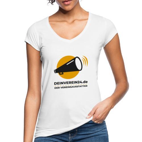 deinverein24 - Frauen Vintage T-Shirt