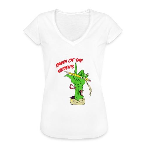 DawnOfTheStudents - Frauen Vintage T-Shirt