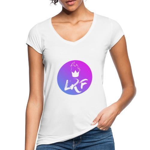 LRF rond - T-shirt vintage Femme