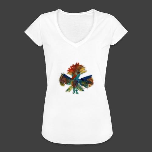 Mayas bird - Women's Vintage T-Shirt