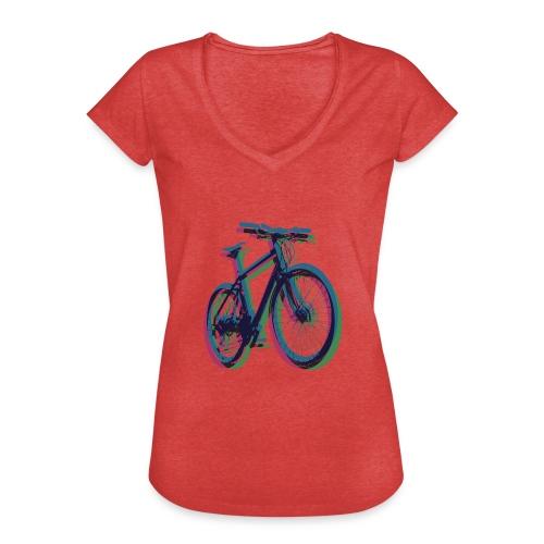 Bike Fahrrad bicycle Outdoor Fun Mountainbike - Women's Vintage T-Shirt