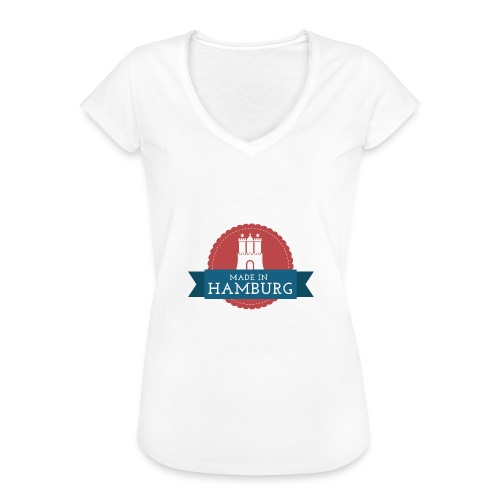 Made in Hamburg - invert - Frauen Vintage T-Shirt