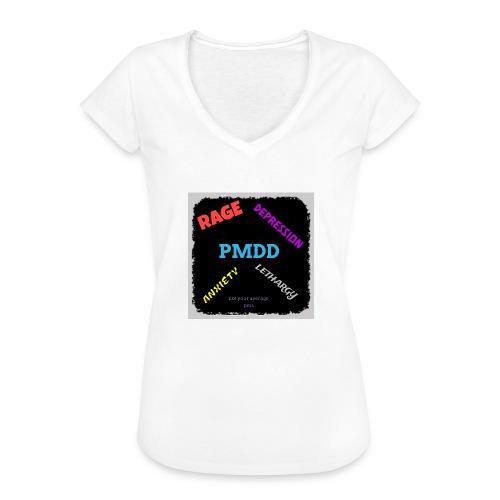 Pmdd symptoms - Women's Vintage T-Shirt