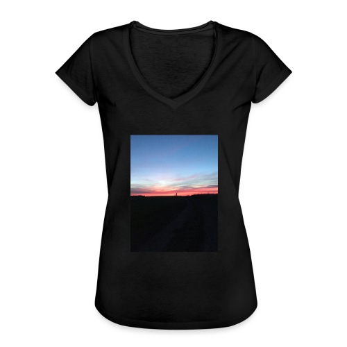 late night cycle - Women's Vintage T-Shirt