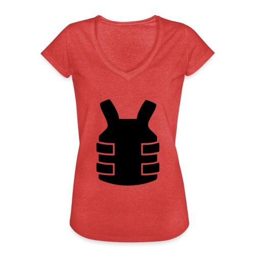 Bullet Proof Design - Women's Vintage T-Shirt