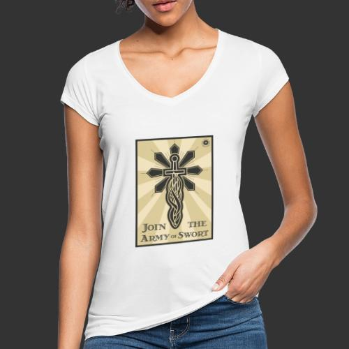 Join the army jpg - Women's Vintage T-Shirt
