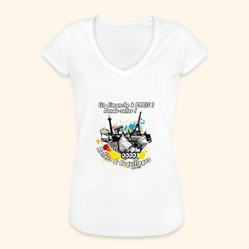 Splash - T-shirt vintage Femme