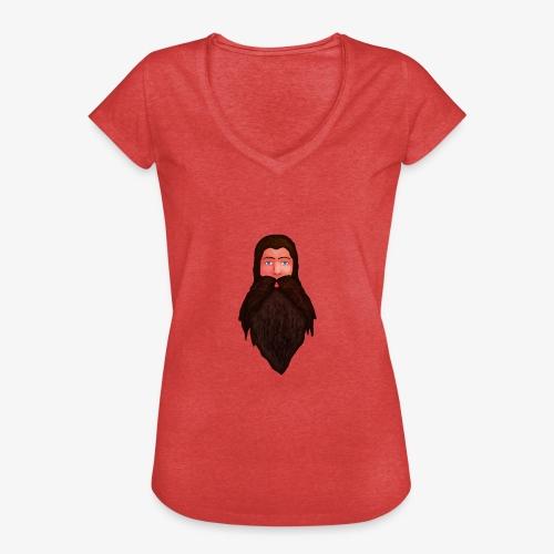 Tête de nain - T-shirt vintage Femme