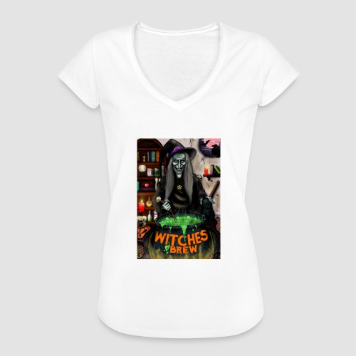 The Witch - Women's Vintage T-Shirt