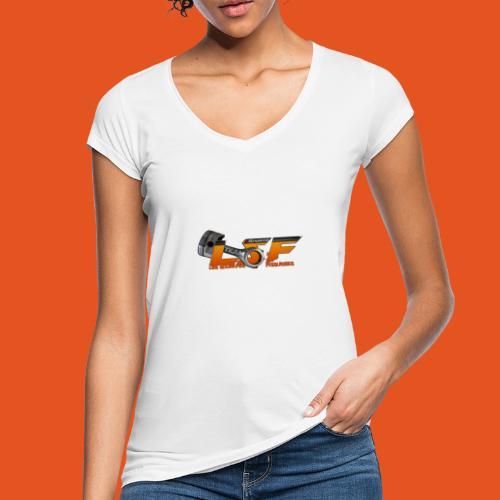 LSFlogo - T-shirt vintage Femme