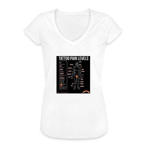 tatoo - T-shirt vintage Femme