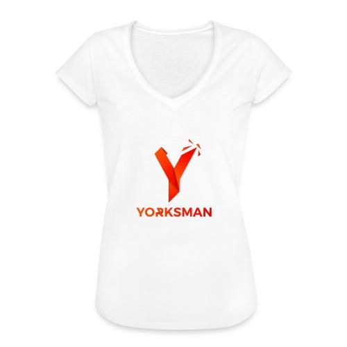 THeOnlyYorksman's Teenage Premium T-Shirt - Women's Vintage T-Shirt