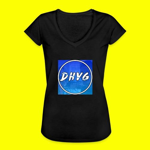 DusHeelVeelgamen New T shirt - Vrouwen Vintage T-shirt