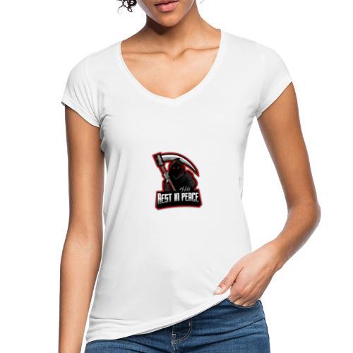 RIP - Frauen Vintage T-Shirt