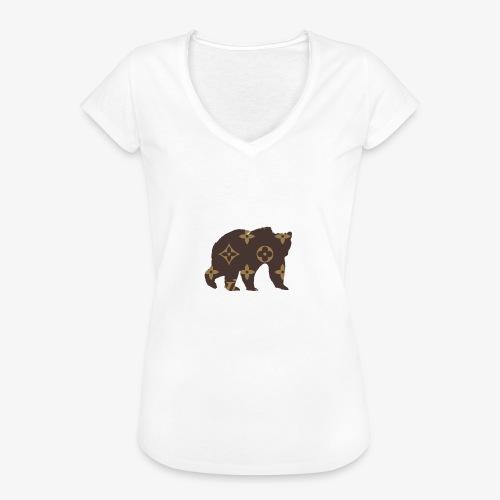 alouci x lv - Vintage-T-shirt dam