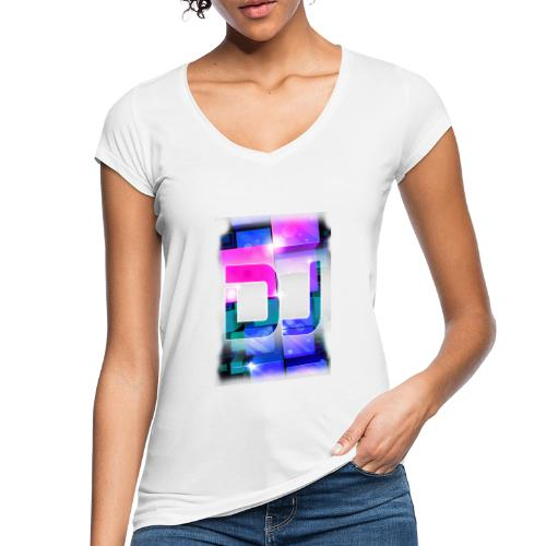 DJ by Florian VIRIOT - T-shirt vintage Femme