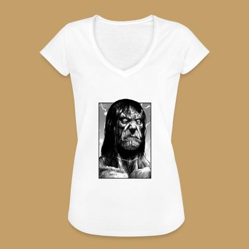 Frankenstein's Monster - Koszulka damska vintage