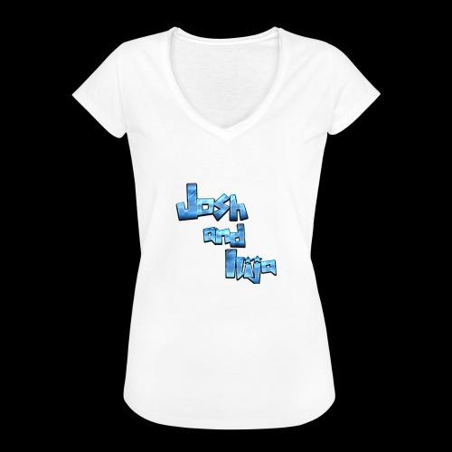 Josh and Ilija - Women's Vintage T-Shirt