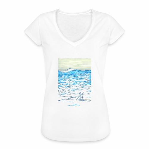 EVOLVE - Women's Vintage T-Shirt