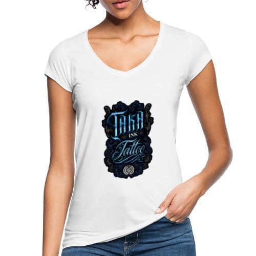 Taka Ink Tattoo - T-shirt vintage Femme