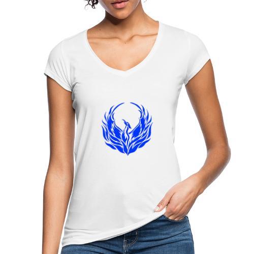 Phoenix1 - Frauen Vintage T-Shirt