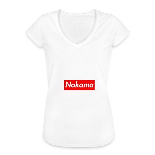 Nakama - T-shirt vintage Femme