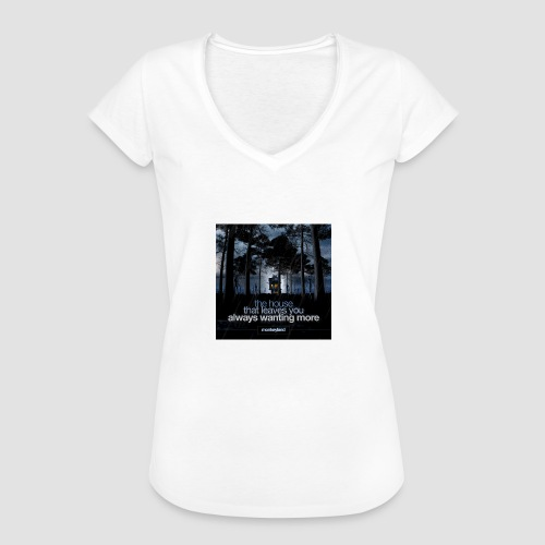 The House - Women's Vintage T-Shirt