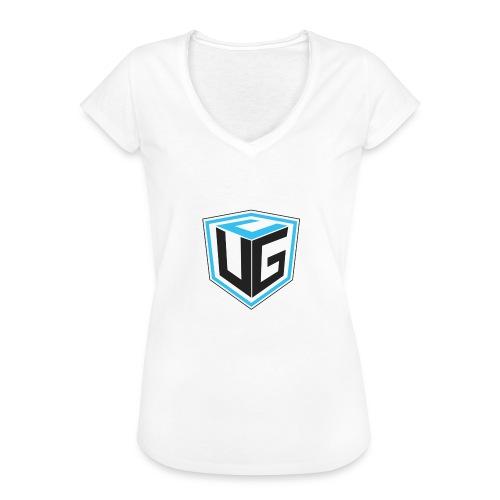 Ultimate Gaming Community Cube - Frauen Vintage T-Shirt