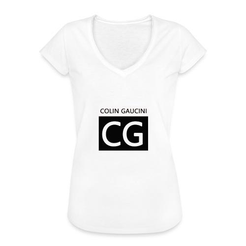 Colin Gaucini - Frauen Vintage T-Shirt