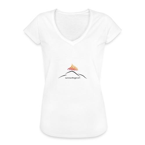 auroracottage.com - Frauen Vintage T-Shirt
