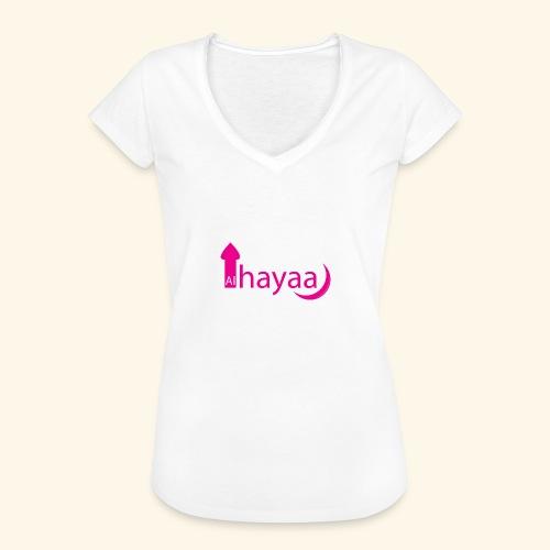 Al Hayaa - T-shirt vintage Femme