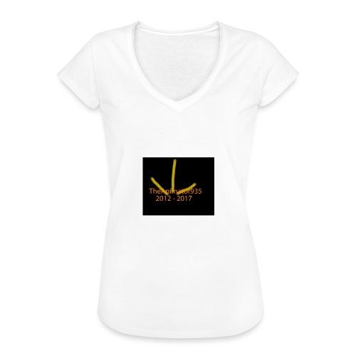 TheAnimator935 Logo - Women's Vintage T-Shirt