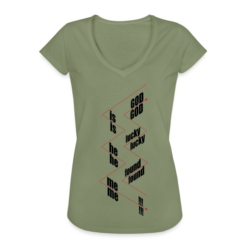 G.I.L.H.F.M. - Vrouwen Vintage T-shirt