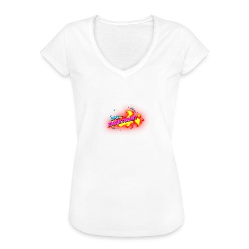 Spilministeriet - Dame vintage T-shirt
