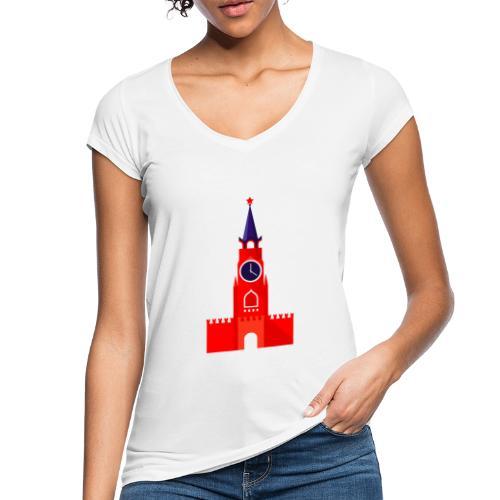 Kremlin by Julia Dudnik - Women's Vintage T-Shirt