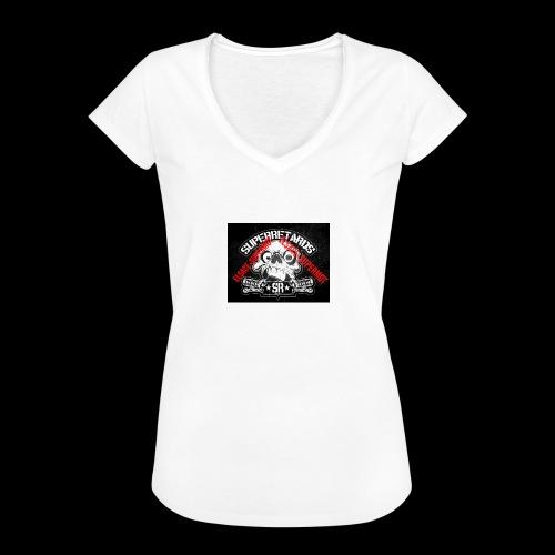 elsace-supermot - T-shirt vintage Femme