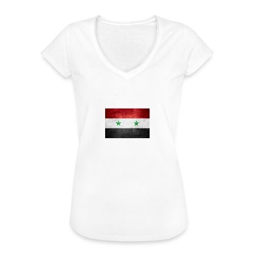 Syrien - Frauen Vintage T-Shirt