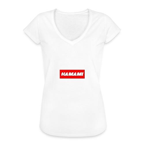 HAMAMI - Maglietta vintage donna