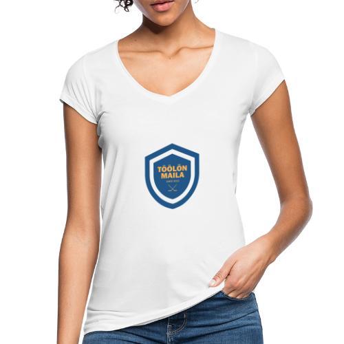 Töölön Maila - Naisten vintage t-paita