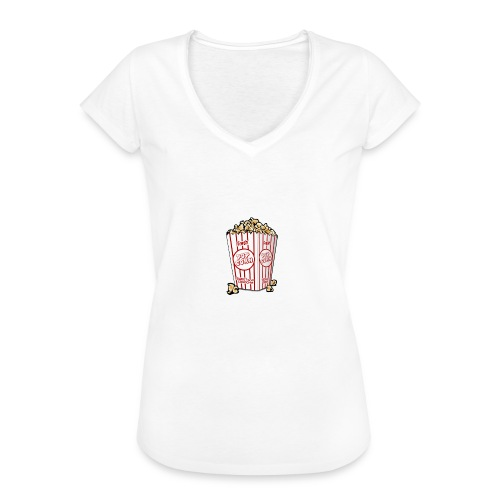 Popcorn trøje   ML Boozt   - Dame vintage T-shirt