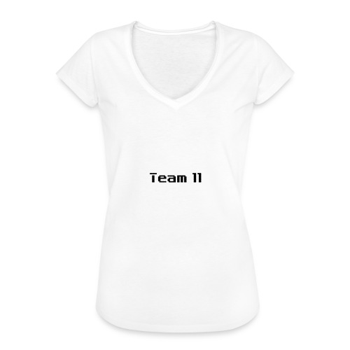 Team 11 - Women's Vintage T-Shirt