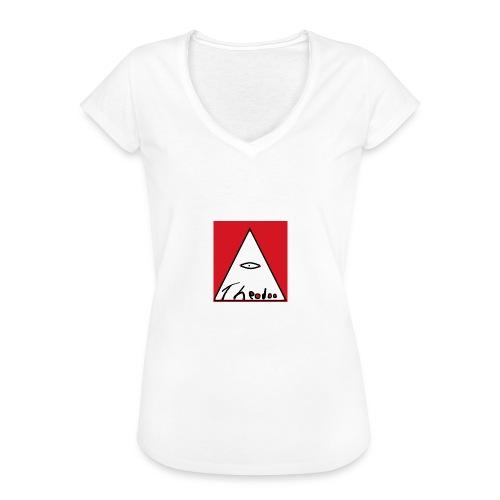 theodoo 1 - Vintage-T-shirt dam