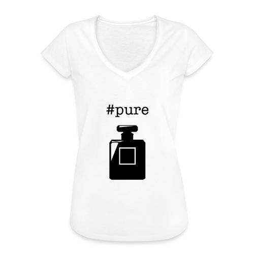 PURE - Frauen Vintage T-Shirt