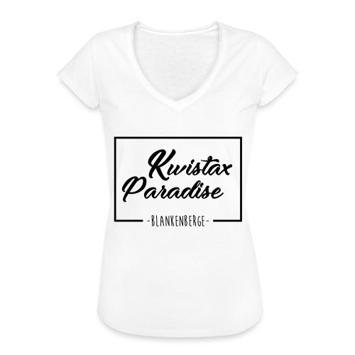 Cuistax Paradise - T-shirt vintage Femme