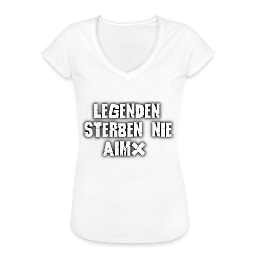 Legenden sterben nie - Frauen Vintage T-Shirt