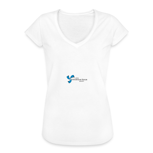 LWS Namenszug - Frauen Vintage T-Shirt