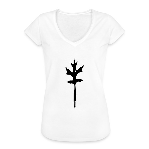 naturally connected - Frauen Vintage T-Shirt